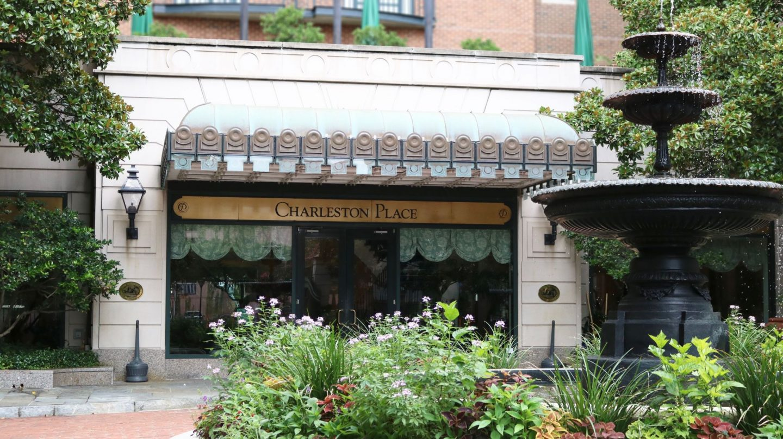 charleston place belmont, charleston hotel, king street hotel