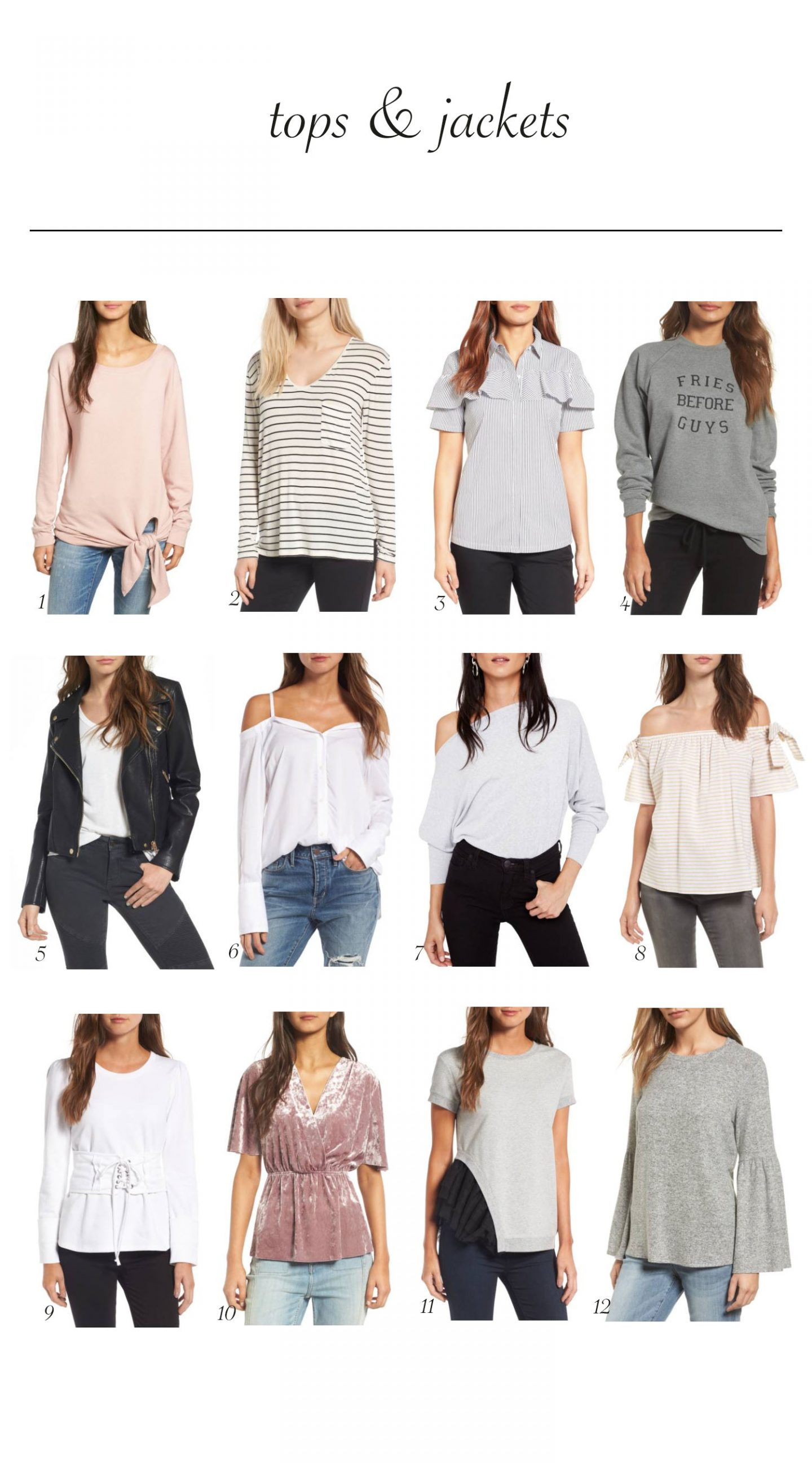 tops, nordstrom anniversary sale, off the shoulder tops
