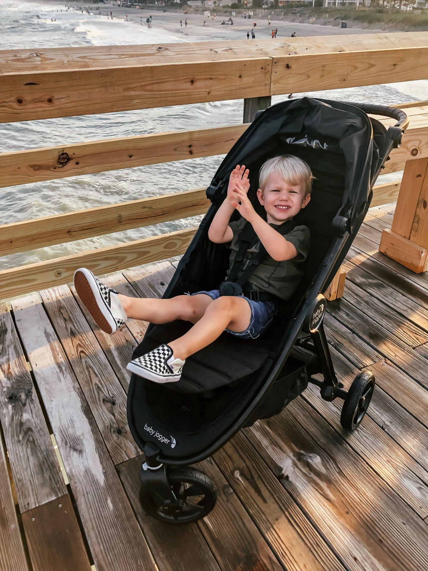 Toddler Stroller, Baby Jogger city mini stroller,