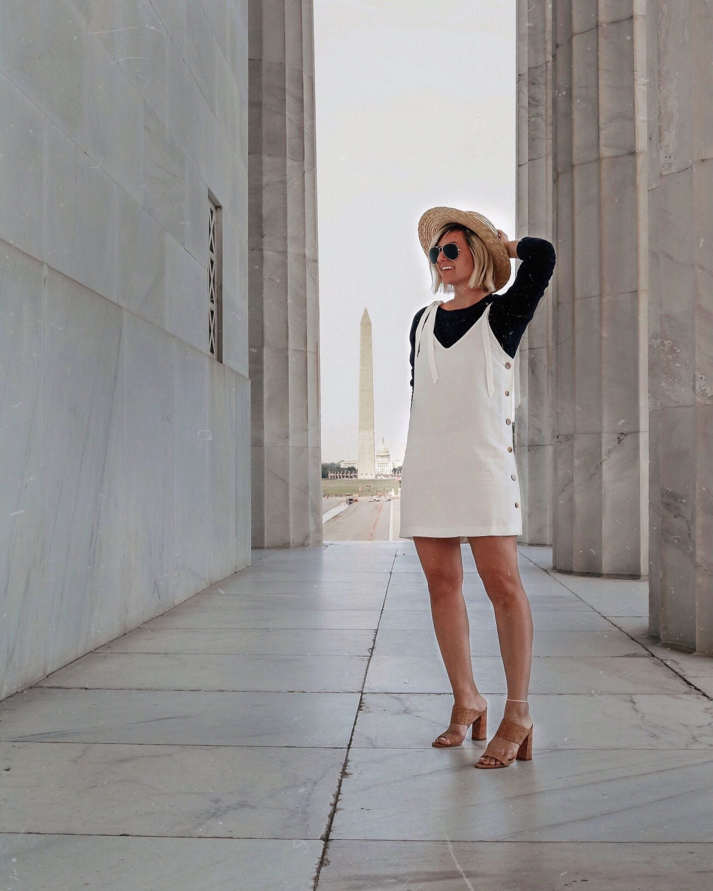 Lincoln memorial, photo spots in DC, photo locations in Washington DC