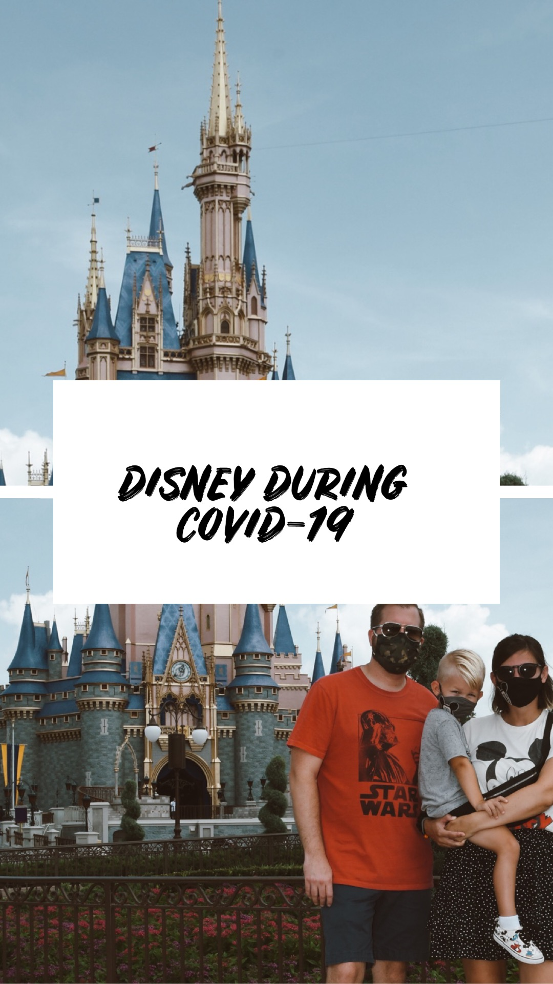 Settling Southern   Disney World during COVID times