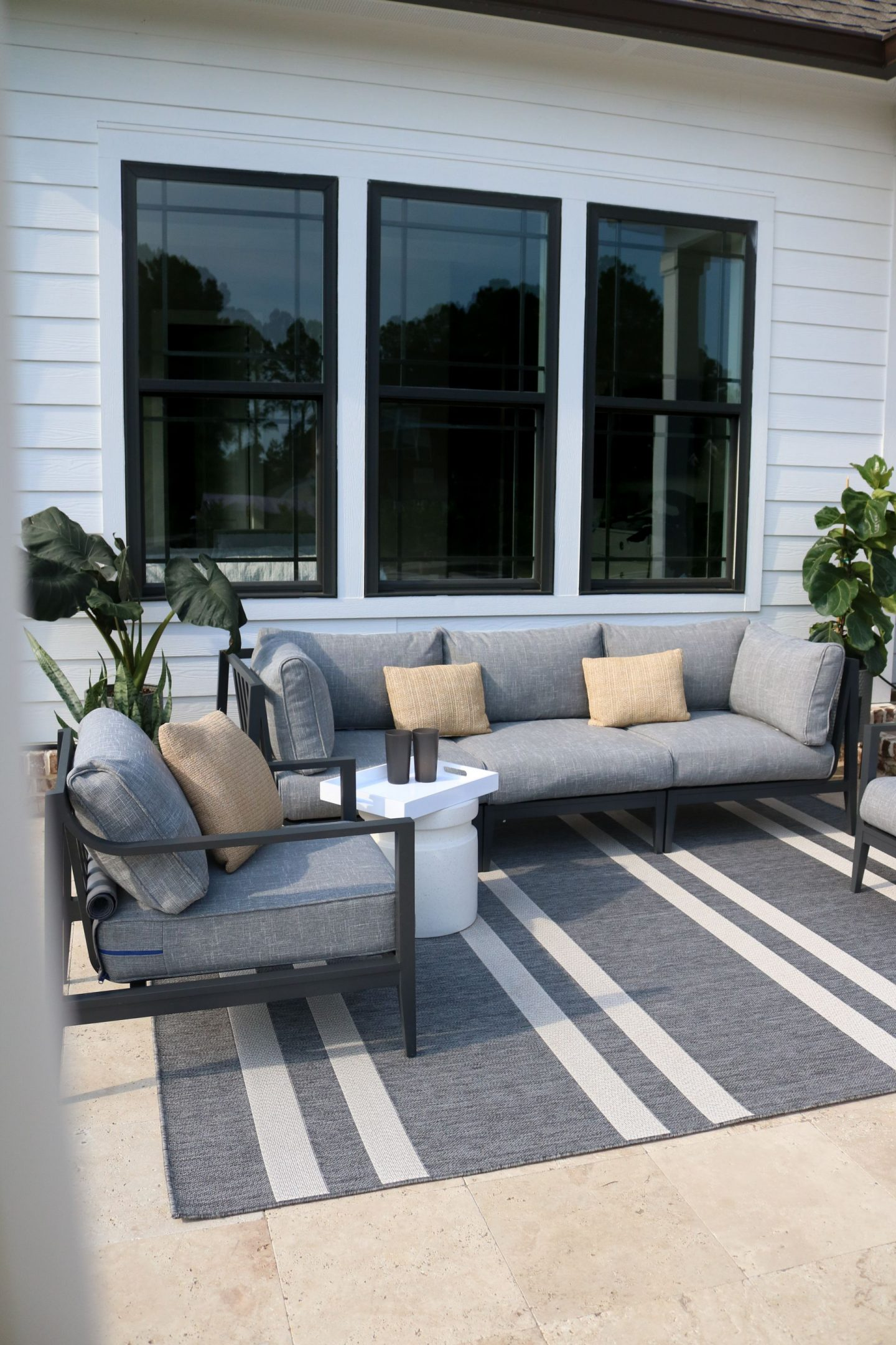Outer furniture, outdoor furniture, weather proof furniture